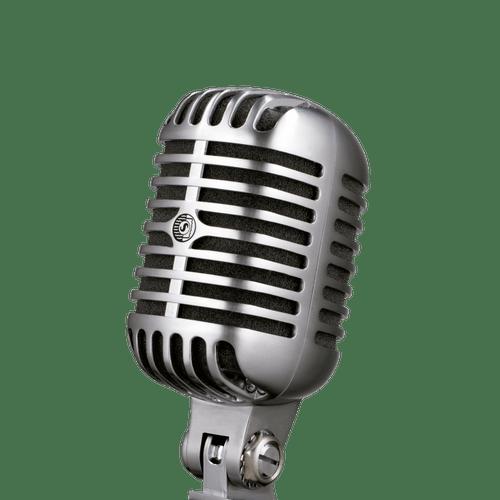 Microfone Clássico para Voz Shure 55SH...
