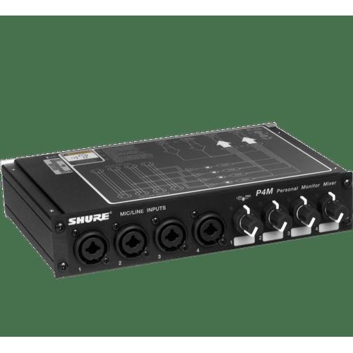 Mixer para Sistema Monitoramento - 4 e...